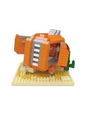 Конструктор Wisehawk & LNO Спидер Рэй 565 деталей NO. 2408 Speeder ray mini blocks