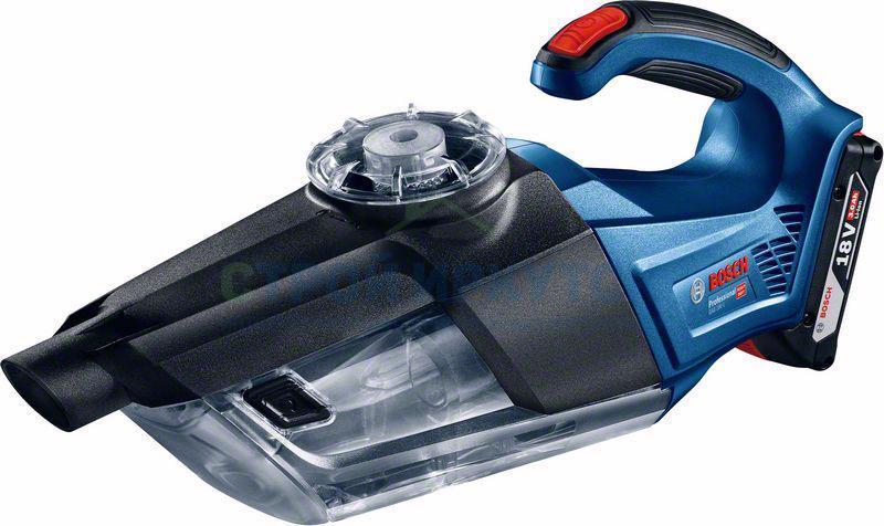Пылесосы Аккумуляторный пылесос Bosch GAS 18V-1 (06019C6200) b9fcf02f25a98e6c8a2dae7b93363d14
