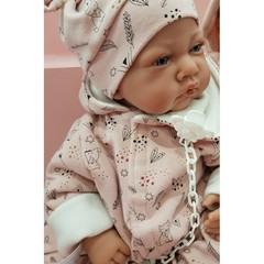 Munecas Antonio Juan Кукла Алехандра в розовом, 40 см (3374P)