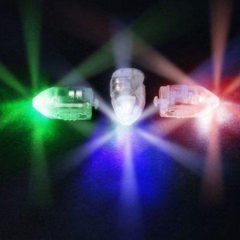 Светодиод д/шара 1D RGB 10шт