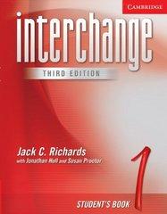 Interchange Third Edition Level 1 Student's Book