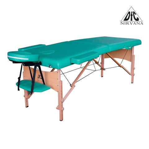 Массажный стол DFC NIRVANA Relax Green (TS20111_Gr)