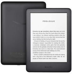 Электронная книга Amazon Kindle 2019 8Gb Black (черная)