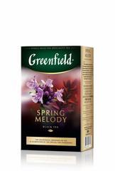 Çay \ Чай \ Black Tea Greenfield spring melody 100 q