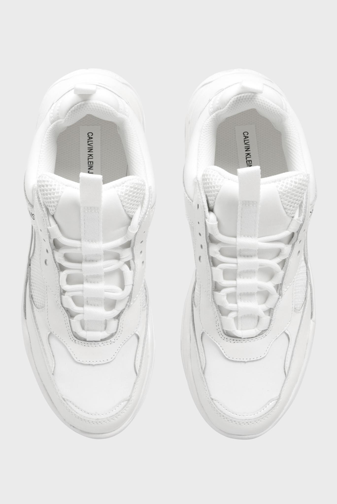 Женские белые кроссовки MAYA Calvin Klein