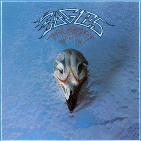Виниловая пластинка. Eagles 