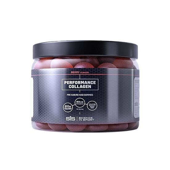 SiS Performance Collagen Gummies 100 г Ягоды