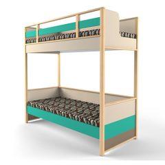 Кровать 2-ярусная универсальная без ящика Робин Вуд
