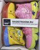 Nike Kyrie 5 'SpongeBob/Custom' (Фото в живую)
