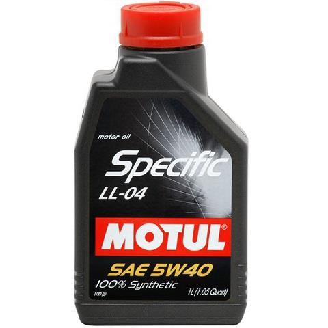 MOTUL SPECIFIС BMW LL-04 5w40 Масло моторное