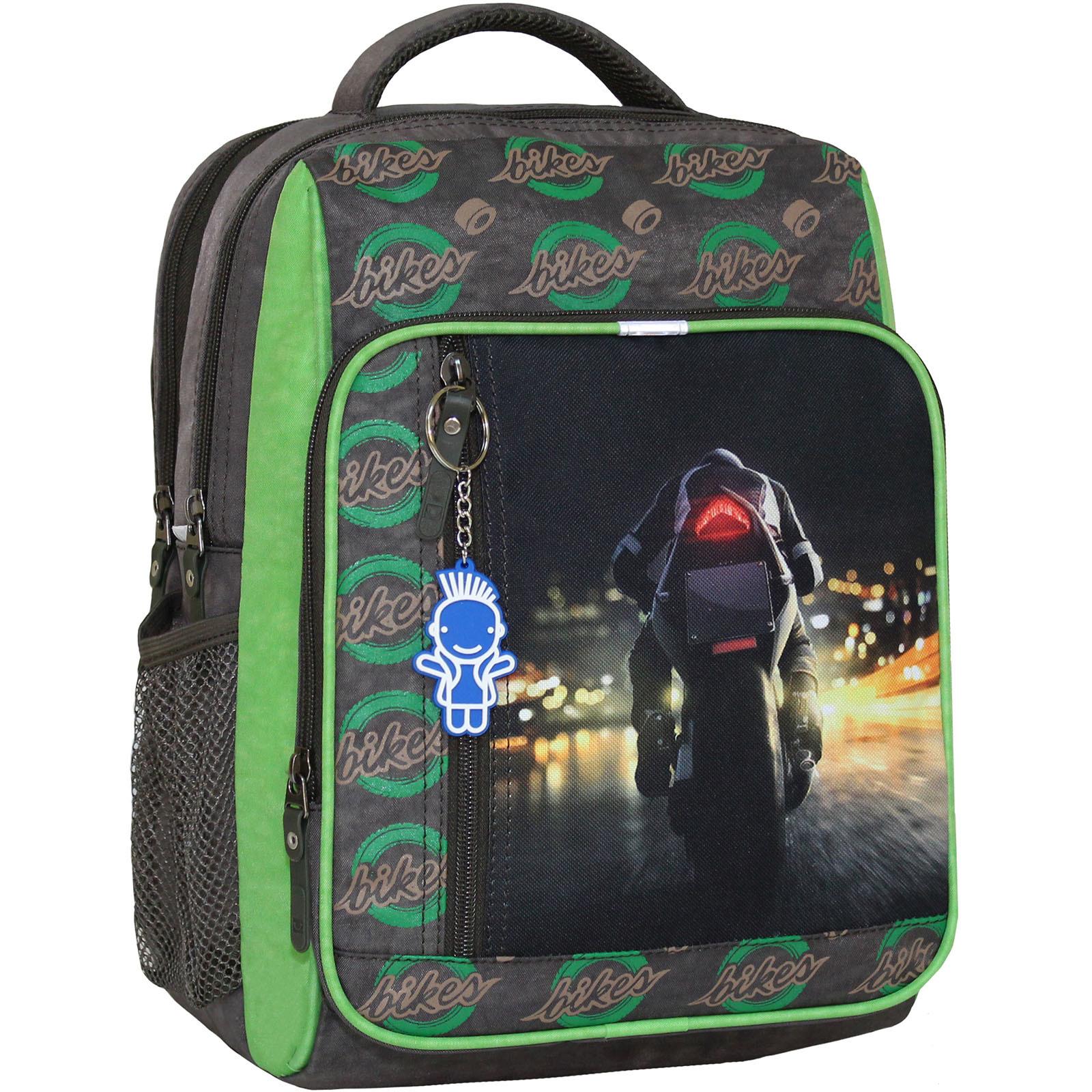 Школьные рюкзаки Рюкзак школьный Bagland Школьник 8 л. хаки 270к (0012870) IMG_6541_270К_.JPG