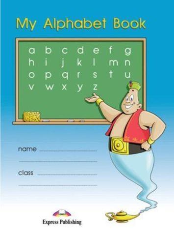 Welcome 1. My Alphabet Book. Beginner. Алфавит