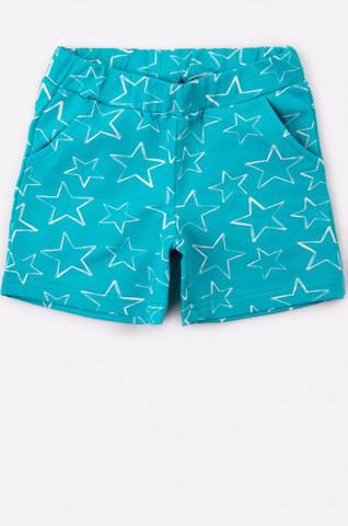 Шорты для девочки бирюзовые Batik 00717 купить