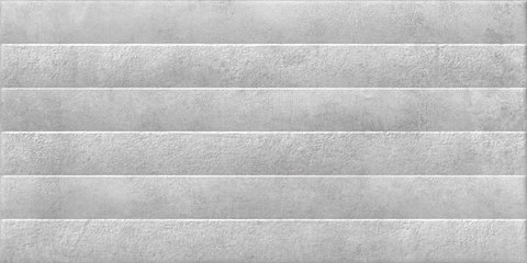 Плитка настенная CERSANIT Brooklyn 598x298 рельеф светло-серый C-BLL522D