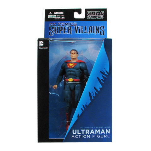 New 52 Super Villains DC Comics - Ultraman