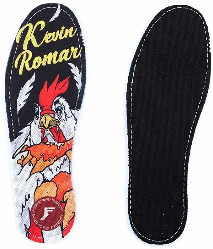 Стельки FOOTPRINT Kingfoam Flat (KRC Kevin Romar)