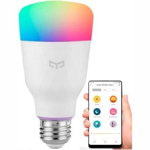 xiaomi лампа Yeelight smart led 1s