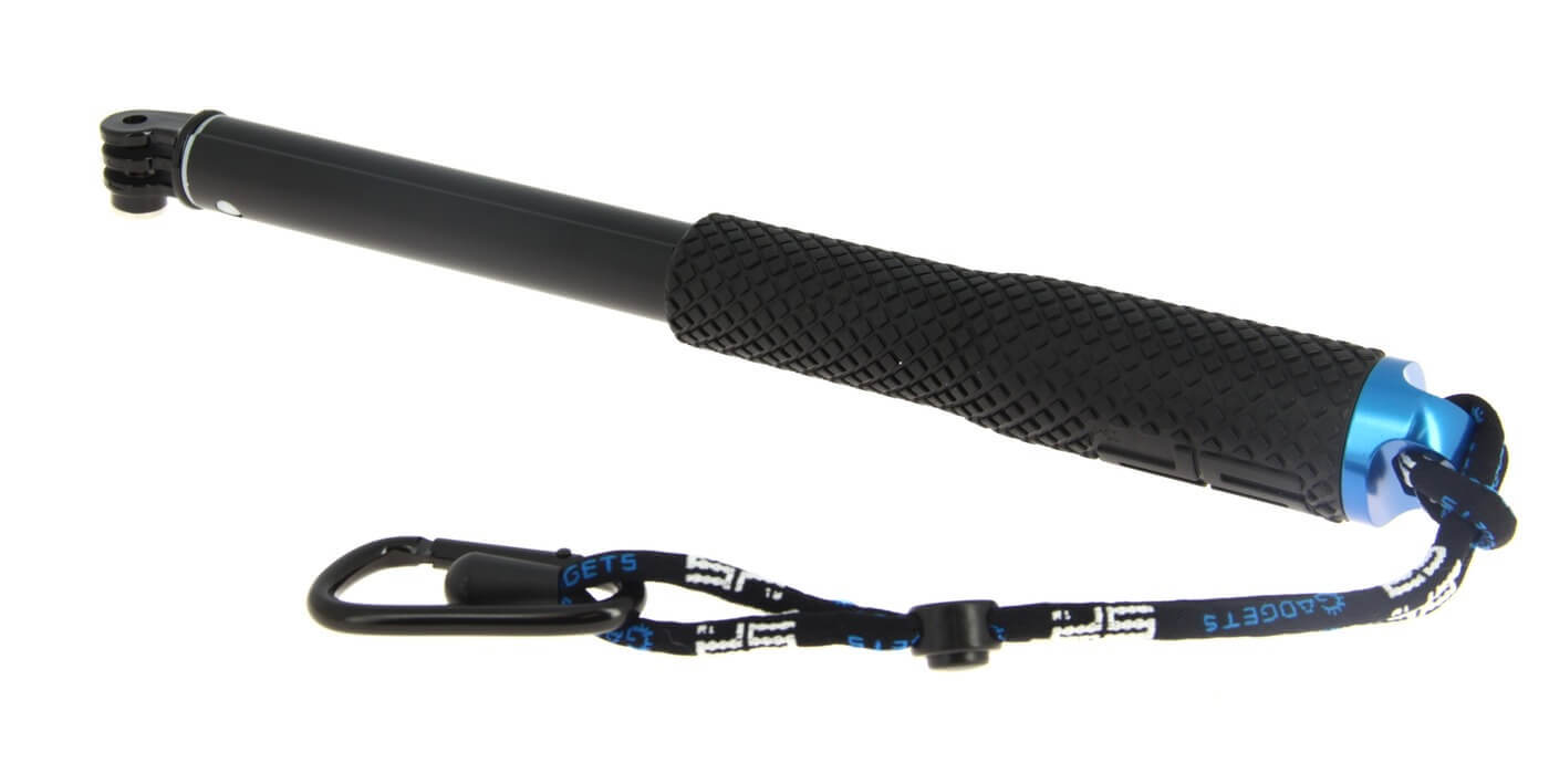 Монопод телескопический SP POV POLE 92см (черный)