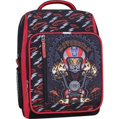 Рюкзак школьный Bagland Школьник 8 л. черный 658 (0012870)