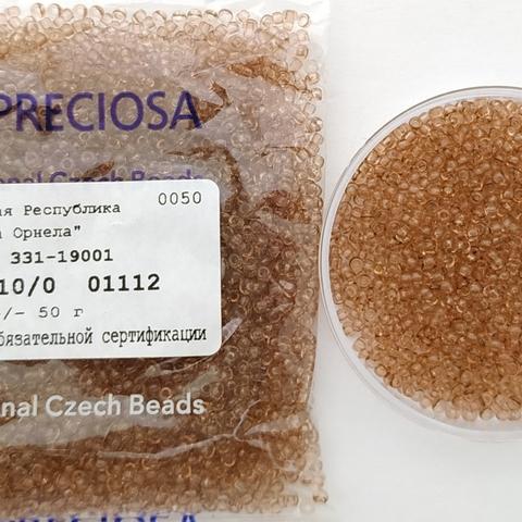 01112 Preciosa 10/0 50грамм (1 сорт)