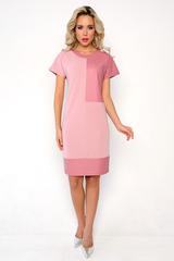 """<p>Кожа и еще раз кожа! Кожаное платье простого кроя, удачно подчеркивающее фигуру. Платье """"Алана"""" считаем символом стиля и привлекательности. Эко-кожа в сочетании с трикотажем создает уникальное удобство и комфорт. (Длины: 46-48=90см; 50-52=92см)&nbsp;</p>"""