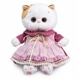 Лили Baby в в платье с передником