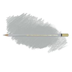 Карандаш художественный акварельный MONDELUZ, цвет 69 серый светлый