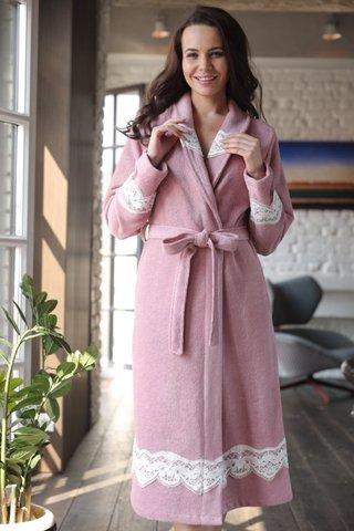 Легкий бамбуковый женский халат Mirabella II (EFW)