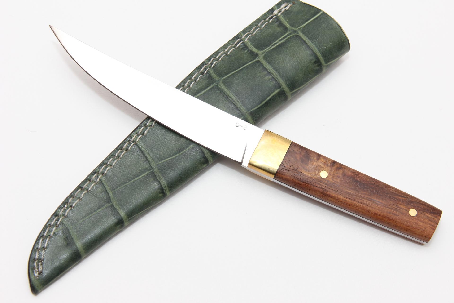 Нож Танто ручной работы с ножнами
