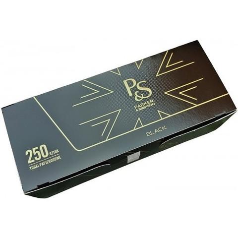 Сигаретные гильзы P & S Black - 250 шт.