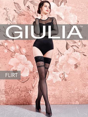 Чулки Flirt 01 Giulia