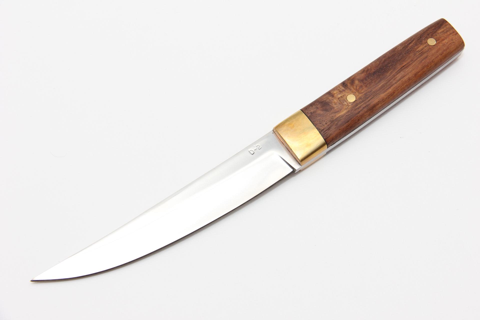 Нож Танто ручной работы с ножнами - фотография