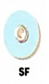 Диски полировочные Sof-Lex 8691 SF