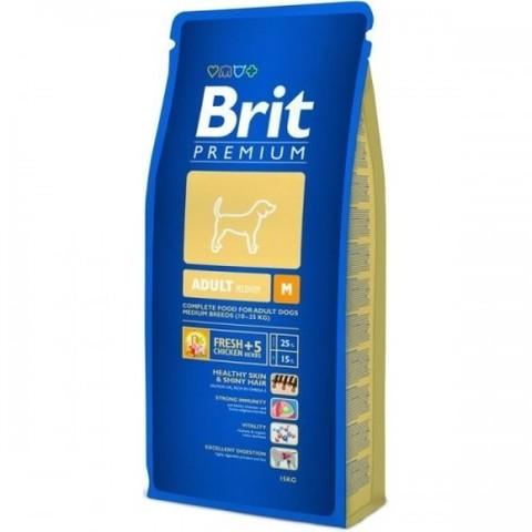 BRIT ADULT M 18 кг