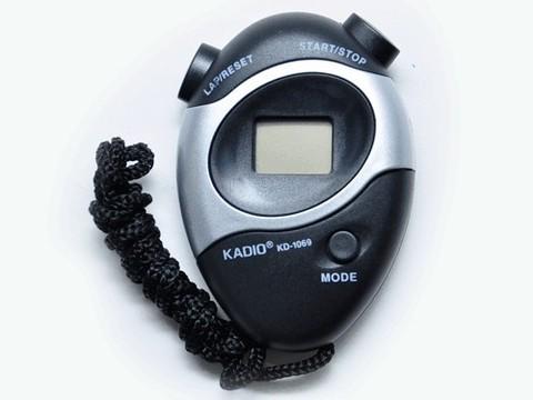 Секундомер электронный KADIO KD-1069