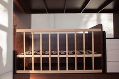 Детская Двухъярусная кроватка-трансформер