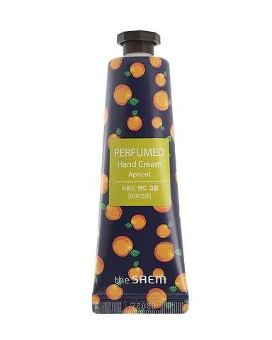 СМ Hand P Крем для рук парфюмированый Perfumed Hand Cream  -Apricot- 30мл