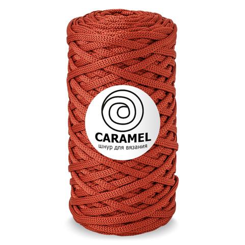 Полиэфирный шнур Caramel Папайа