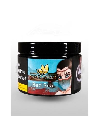 Табак для кальяна AMY GOLD Red Sea 200 gr