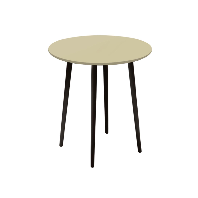 Маленький обеденный стол Спутник 70 см - вид 11