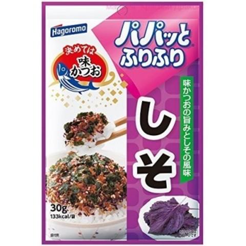 Приправа Хагоромо для риса (для овощей,картошки и др круп) с базиликом и кунжутом HAGOROMO