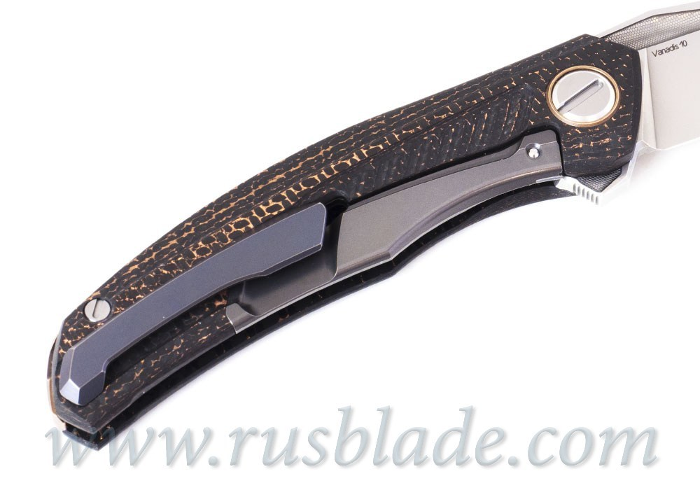 Shirogorov Quantum Bronze 2021 Custom Division - фотография
