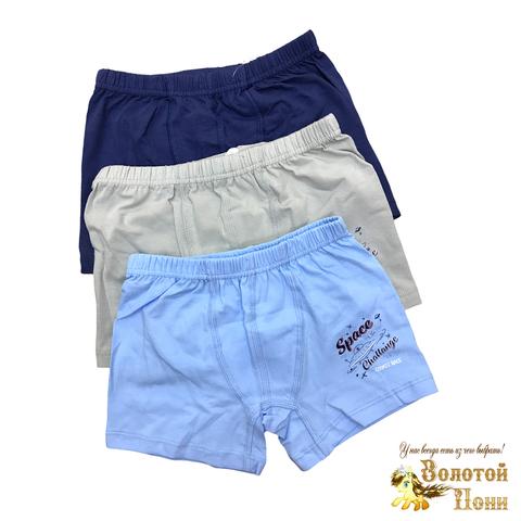 Трусики-боксеры мальчику (5-14) 210403-ТР5020