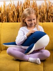 Мягкая игрушка-подушка Gekoko «Китенок Вилли» 2