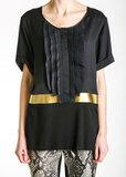 Блуза с жабо ATOS LOMBARDINI