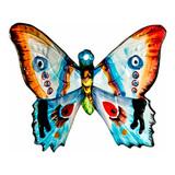 Панно настенное Бабочка 14х15 см, артикул 628-086, производитель - Annaluma