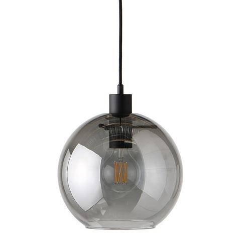 Лампа подвесная Kyoto Round, серая
