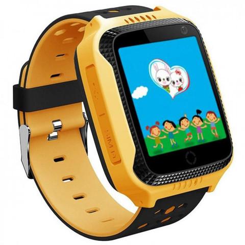 Умные часы детские G900A | желтые