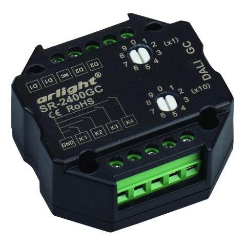 Конвертер DALI SR-2400LC (4 адреса) (ARL, -)