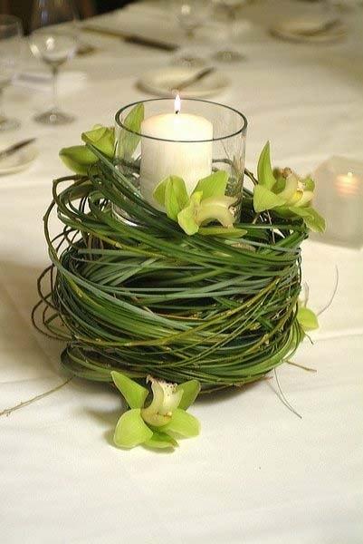 свечи, орхидеи, берграс под заказ от 1,5 недель 8500 тг